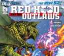 Red Hood and The Outlaws (Volume 1) Issue 4