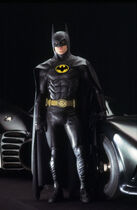 Batman 1989 - Batman and the Batmobile