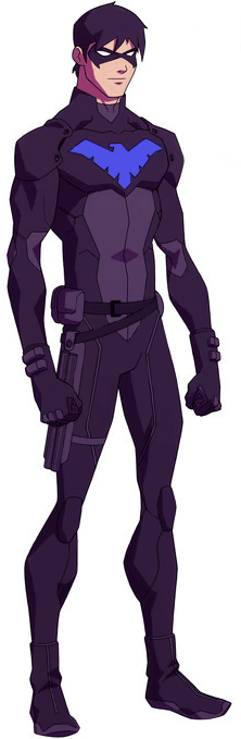 Nightwing Young Justice Batman Wiki FANDOM Powered By Wikia