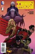 Teen Titans Vol 5-1 Cover-3