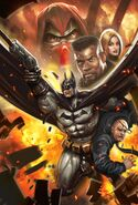 Batman Arkham Unhinged Vol 1 12 Textless