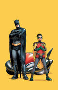 Batman and Robin-1 Cover-1 Teaser