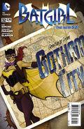 Batgirl Vol 4-32 Cover-2