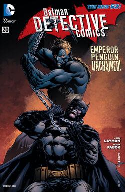 Detective Comics Vol 2-20 Cover-1