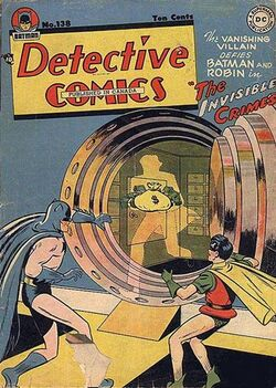 Detective Comics Vol 1-138 Cover-1