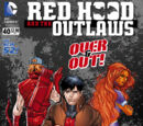 Red Hood and The Outlaws (Volume 1) Issue 40