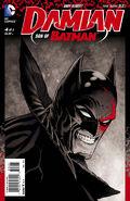 Damian - Son of Batman Vol 1-4 Cover-2