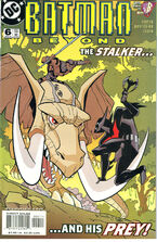 Batman Beyond v2 06 Cover