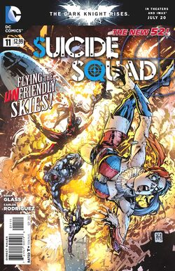 Suicide Squad Vol 4-11 Cover-1