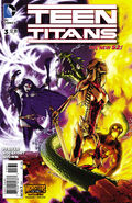 Teen Titans Vol 5-3 Cover-3