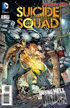 Suicide Squad Vol 4-9 Cover-1