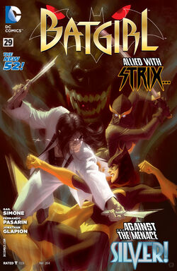 Batgirl Vol 4-29 Cover-1