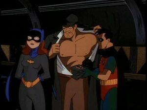 Shadow of the Bat part 2
