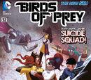 Birds of Prey (Volume 3) Issue 32
