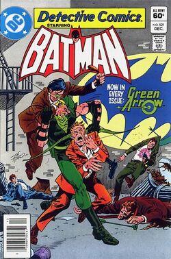 Detective Comics Vol 1-521 Cover-1