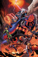 Earth 2 World's End Vol 1-26 Cover-2 Teaser