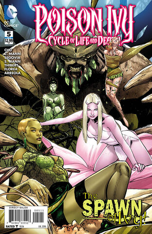 File:Poison Ivy Cycle of Life Death Vol 1-5 Cover-1.jpg