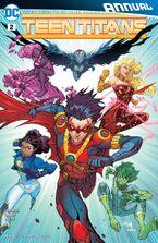 Teen Titans Annual Vol 5-2 Cover-1