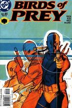 Birds of Prey 45c