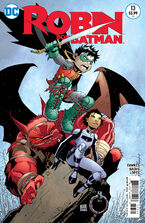 Robin Son of Batman Vol 1-13 Cover-1