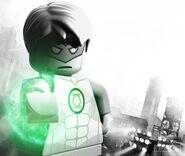 Legobatman2DCSH Green-Lantern