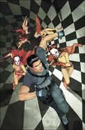 Grayson Vol 1-4 Cover-1 Teaser