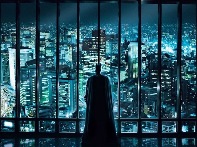 File:Batman watching over the city.jpg