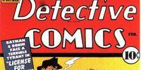 Detective Comics Issue 72