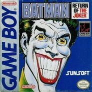 Batman - Return of the Joker Game Boy