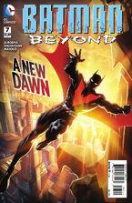 Batman Beyond Vol 6-7 Cover-1
