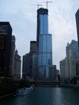 Trump hotel chicago