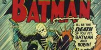 Batman Issue 180