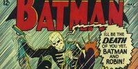 Batman Issue 180