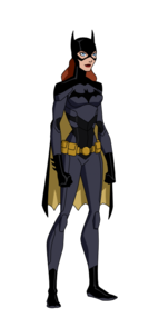 Young Justice Batgirl