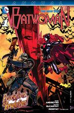 Batwoman Annual Vol 1-1 Cover-1