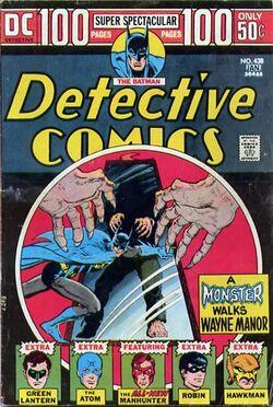 Detective Comics Vol 1-438 Cover-1