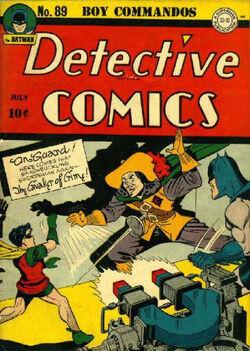 Detective Comics Vol 1-89 Cover-1