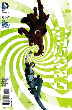 Grayson Vol 1-6 Cover-1