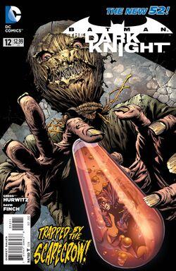 Batman The Dark Knight Vol 2-12 Cover-1