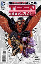 Teen Titans Vol 4-0 Cover-1