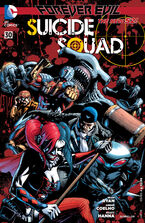 Suicide Squad Vol 4-30 Cover-1