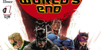 Earth 2: World's End (Volume 1)/Gallery