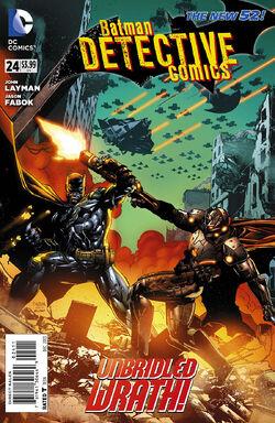 Detective Comics Vol 2-24 Cover-1
