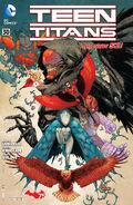 Teen Titans Vol 4-30 Cover-1