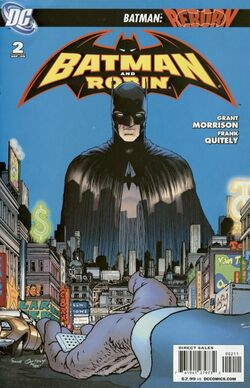 Batman and Robin-2 Cover-1