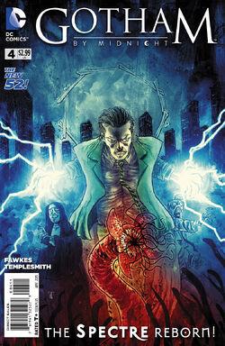 Gotham by Midnight Vol 1-4 Cover-1