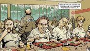 Arkham Cafeteria