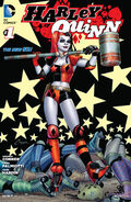 Harley Quinn Vol 2-1 Cover-1
