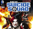 New Suicide Squad (Volume 1) Issue 4