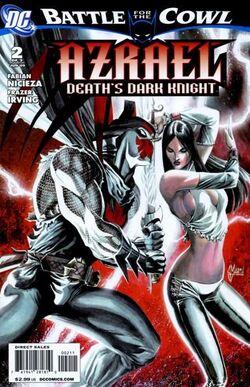 Azrael Death's Dark Knight -2